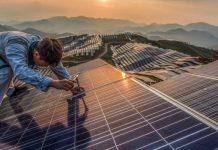 energia solar - mina de carvão